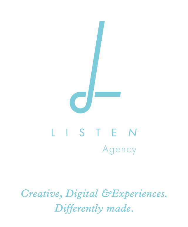 Listen Agency - Creative, Digital & Experiences. Made differently.